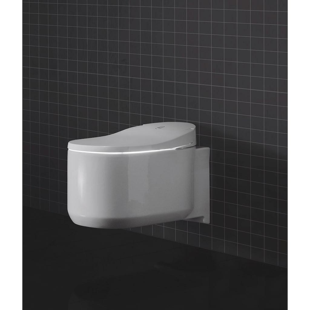 Grohe Tiefspül-WC »Sensia Arena Dusch-WC Komplettanlage«, für Unterputzspülkästen, Wandmontage