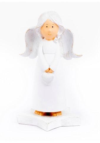 VALENTINO Wohnideen Engelfigur »Engel Emma« kaufen