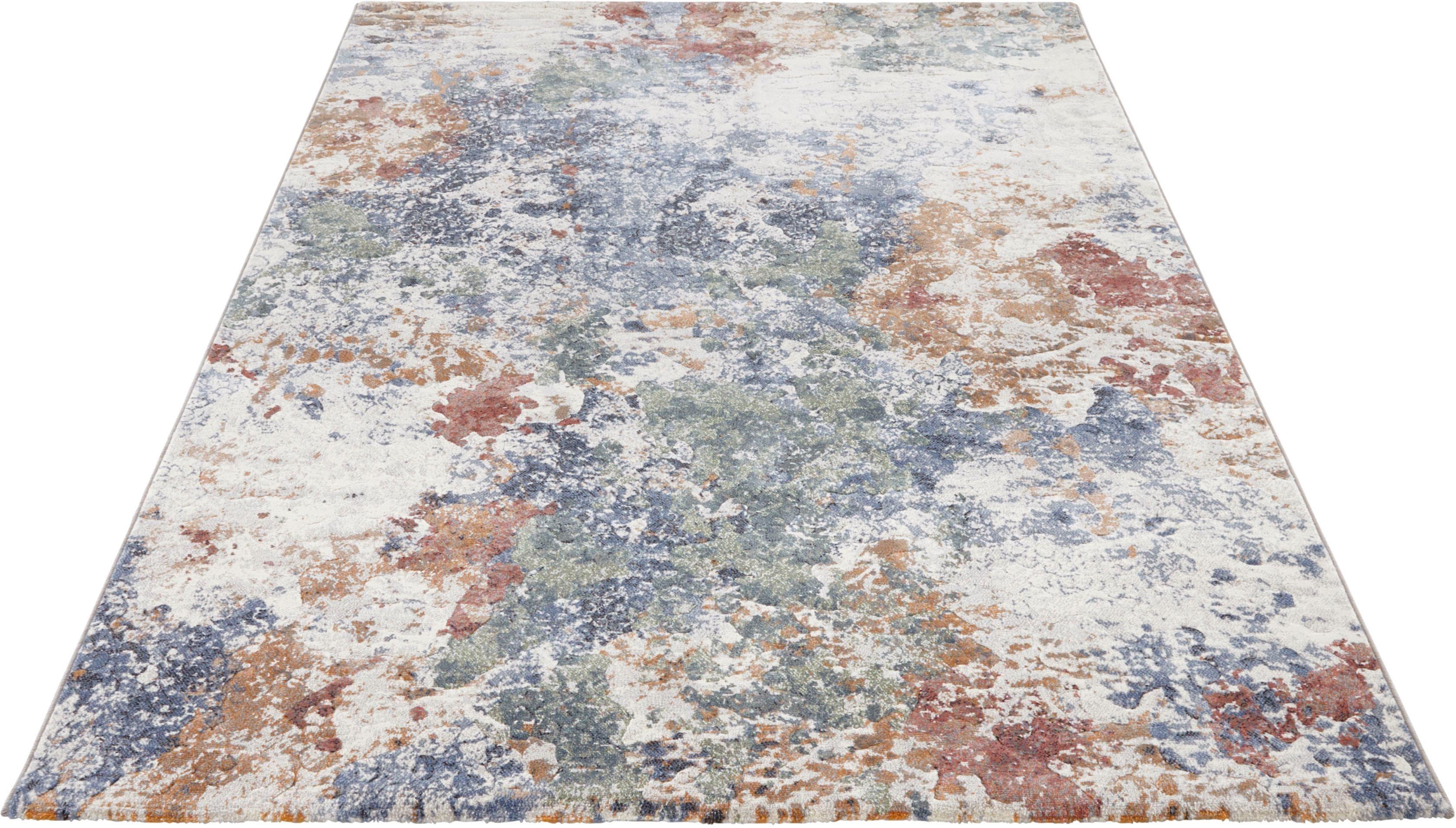 Teppich Fontaine ELLE Decor rechteckig Höhe 11 mm maschinell gewebt