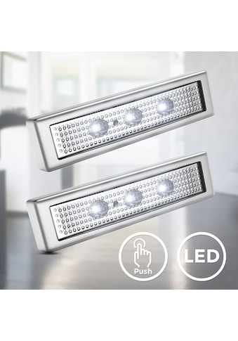 B.K.Licht LED Schrankinnenraumbeleuchtung, LED-Board, Kaltweiß, LED Schranklicht... kaufen