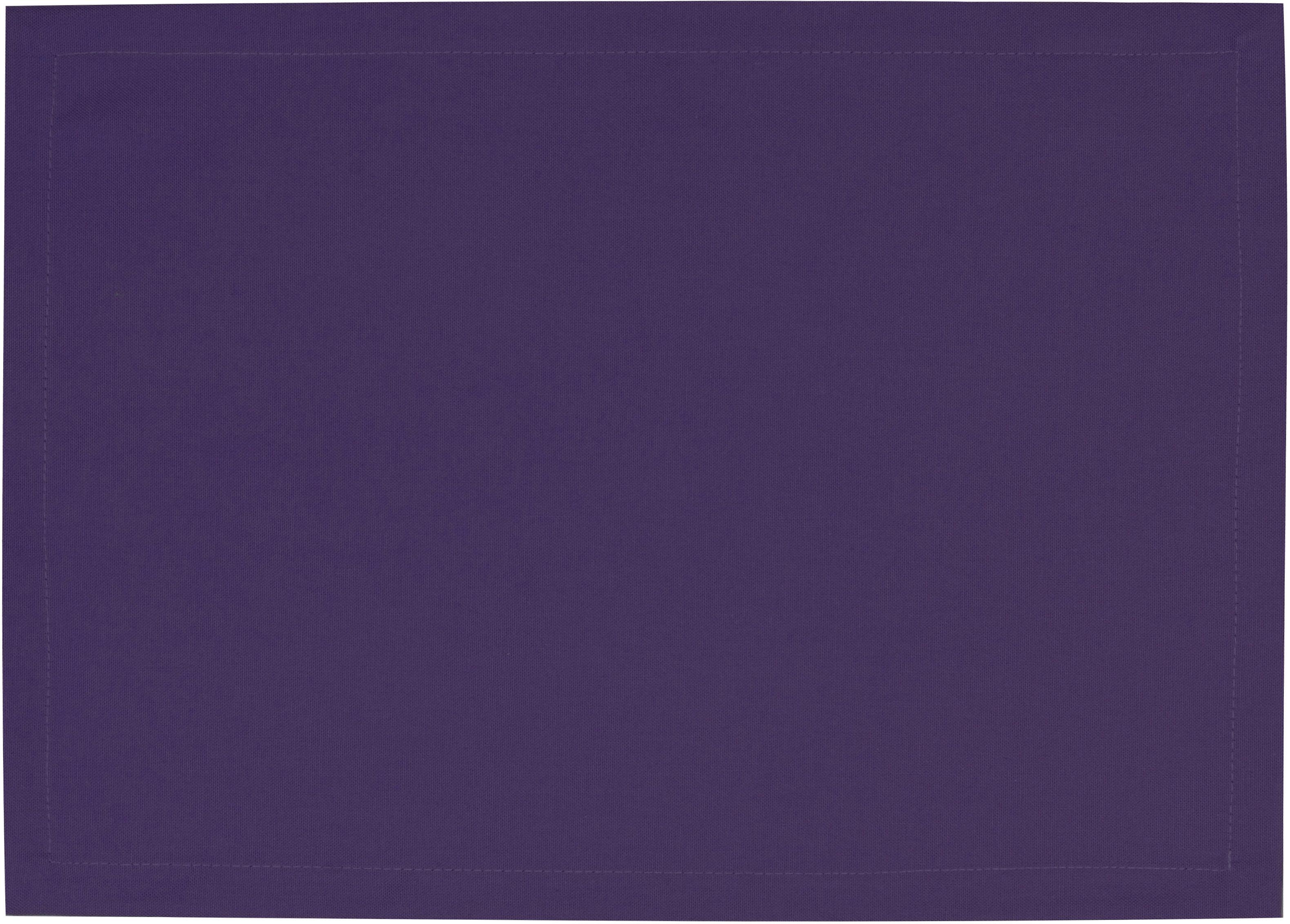 Tischset Dove (6er Pack) Tom Tailor lila 35x50 cm