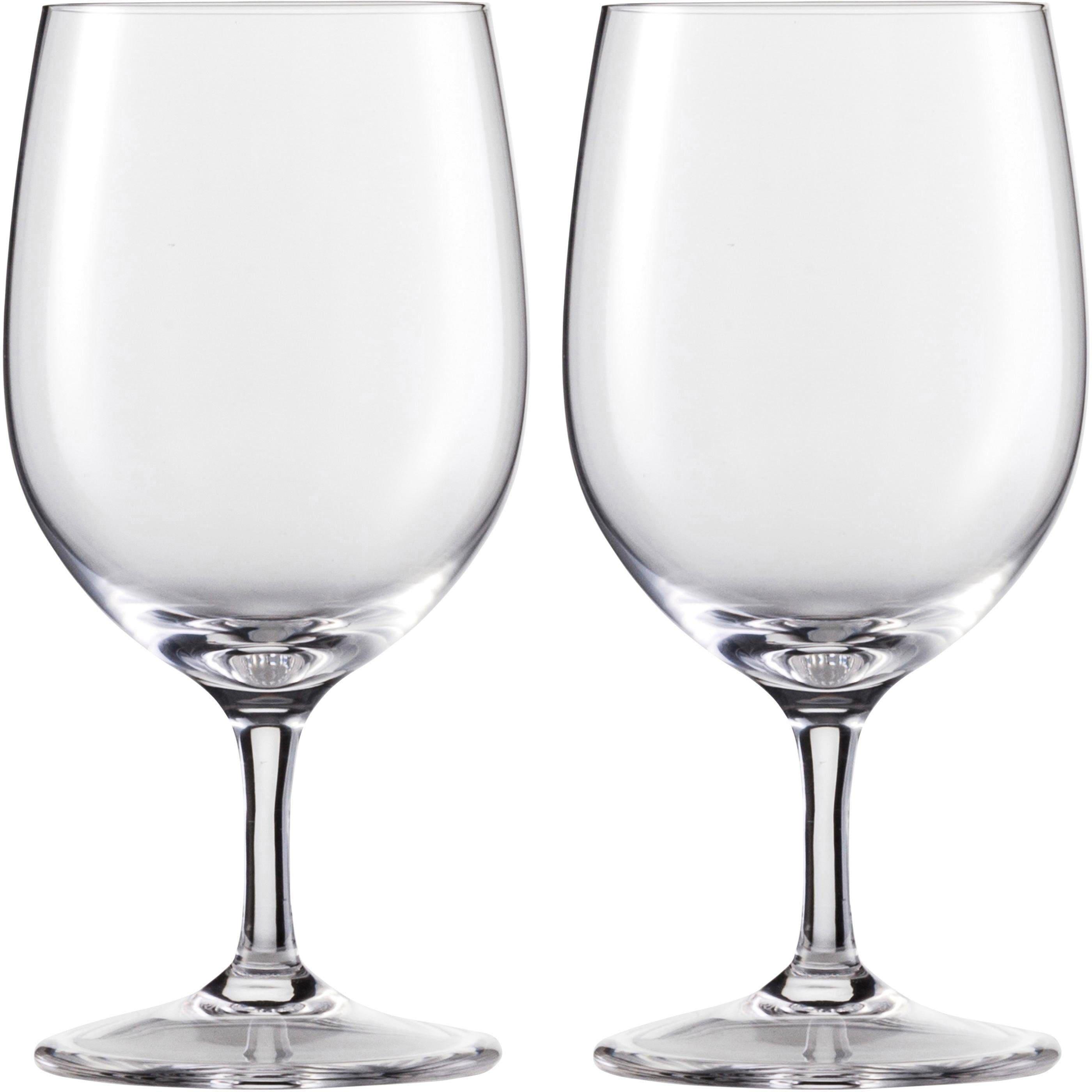Eisch Glas Jeunesse, (Set, 2 tlg.), (Wasserglas), bleifrei, 230 ml, 2-teilig farblos Kristallgläser Gläser Glaswaren Haushaltswaren