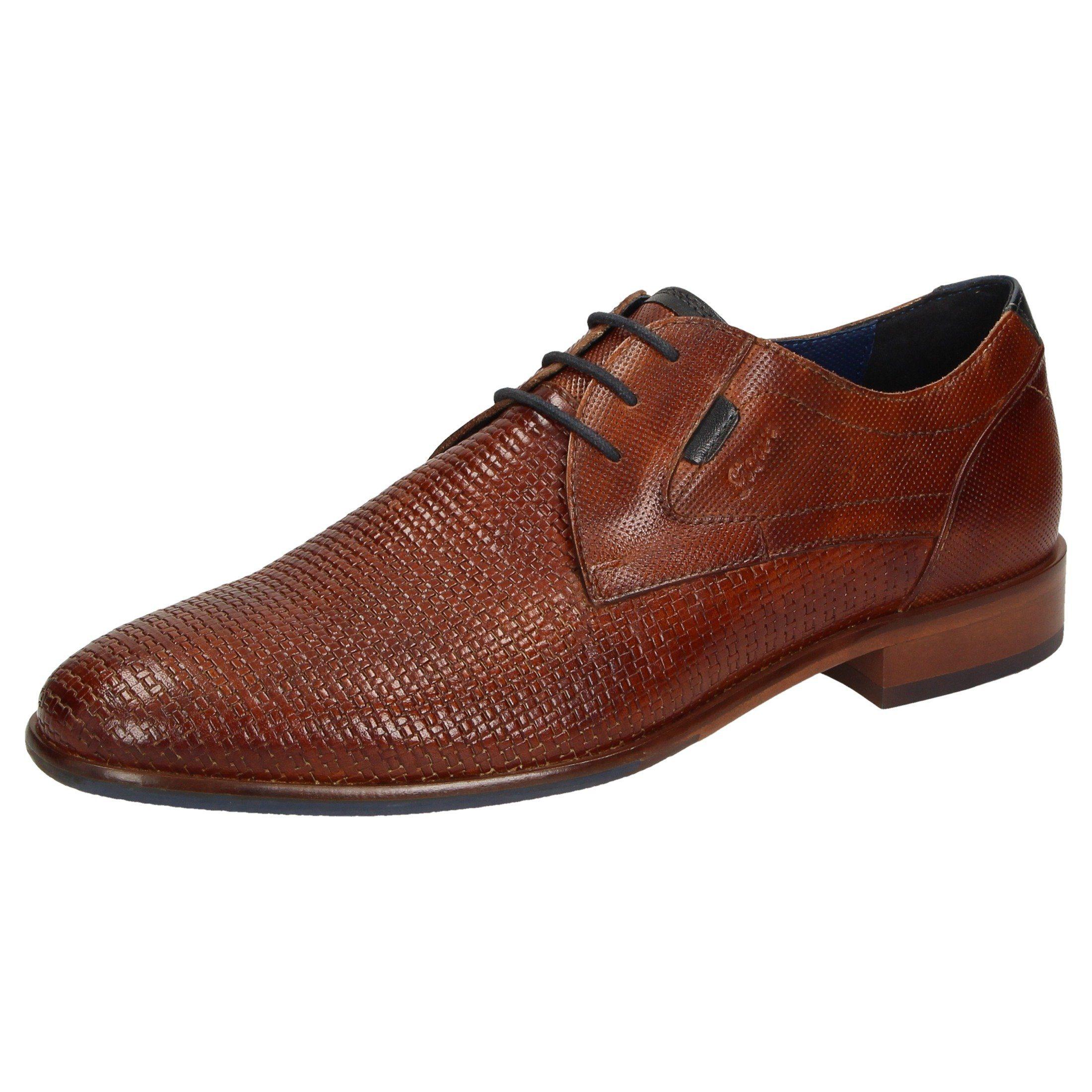 SIOUX Schnürschuh Quintero-701 | Schuhe > Schnürschuhe | Braun | Leder | Sioux