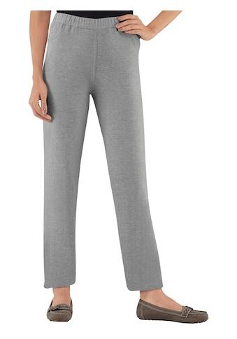 Classic Basics Hose mit Glitzersteinchen kaufen