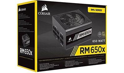 Corsair PC-Netzteil »RM650x 2018« kaufen