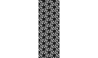 queence Vinyltapete »Terry«, 90 x 250 cm, selbstklebend kaufen