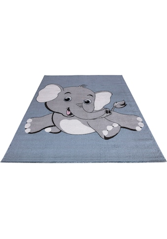 Festival Kinderteppich »Candy 155«, rechteckig, 11 mm Höhe, Motiv Elefant kaufen