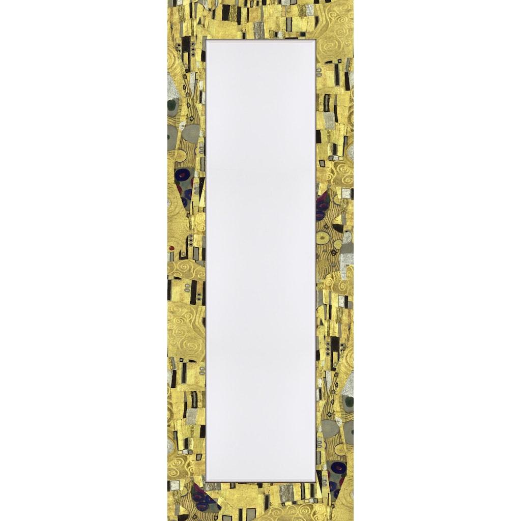 Home affaire Spiegel »Klimt, Gustav: Der Kuß«, (1 St.)