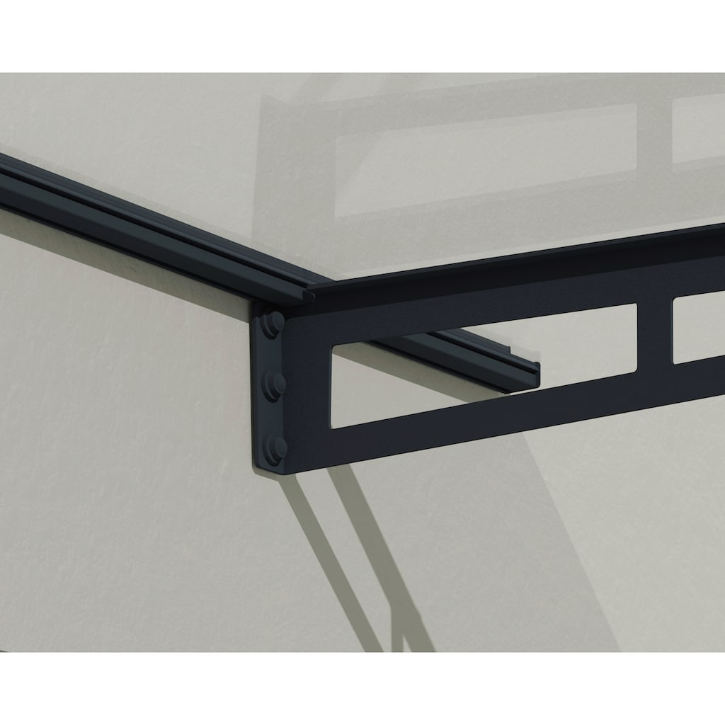 Palram Pultvordach »Bremen 2050«, 205x93,5x18,7 cm