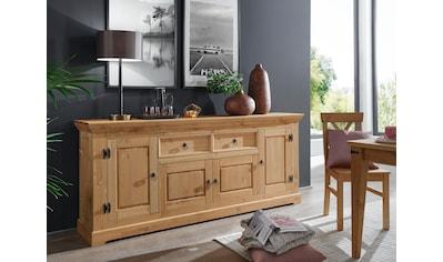 Premium collection by Home affaire Sideboard »Brasilia«, aus Massivholz kaufen