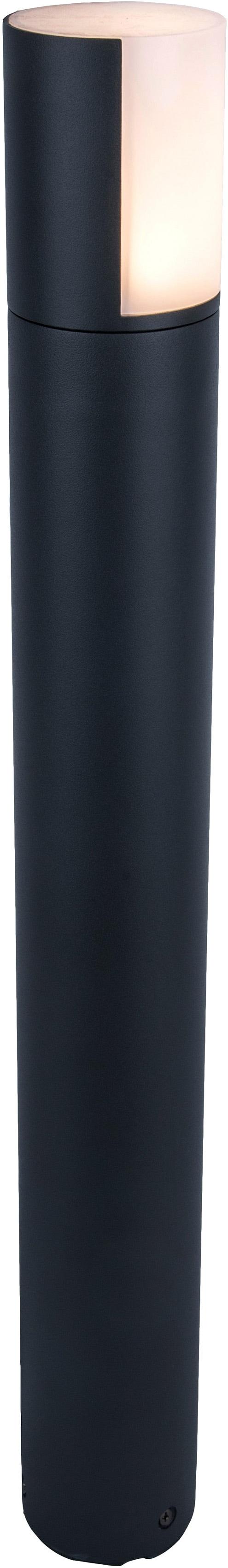 LUTEC LED Außen-Wandleuchte CYRA 7198101012, LED-Modul, 1 St., Warmweiß