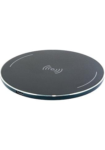 Schwaiger QI Charger, Lader, Ladeplatte für induktives Laden »wireless Ladestation max. 10 W« kaufen
