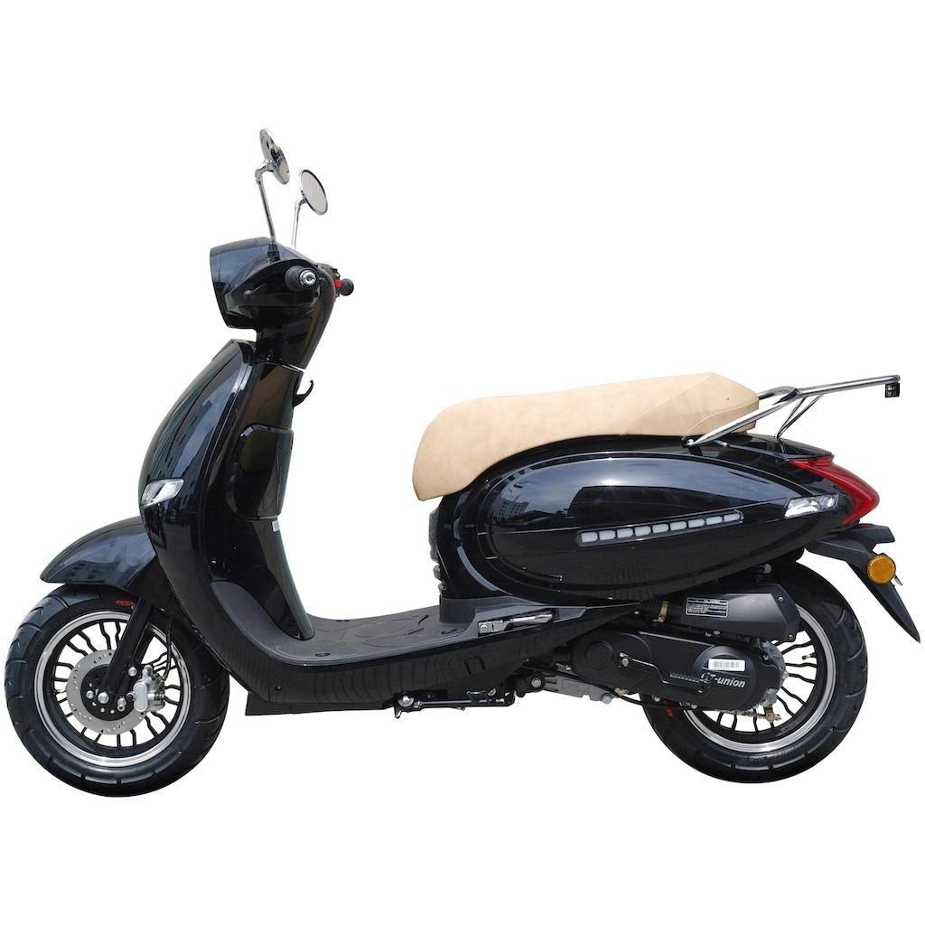 GT UNION Motorroller »Medina«, 50 cm³, 45 km/h, Euro 4, 3,1 PS