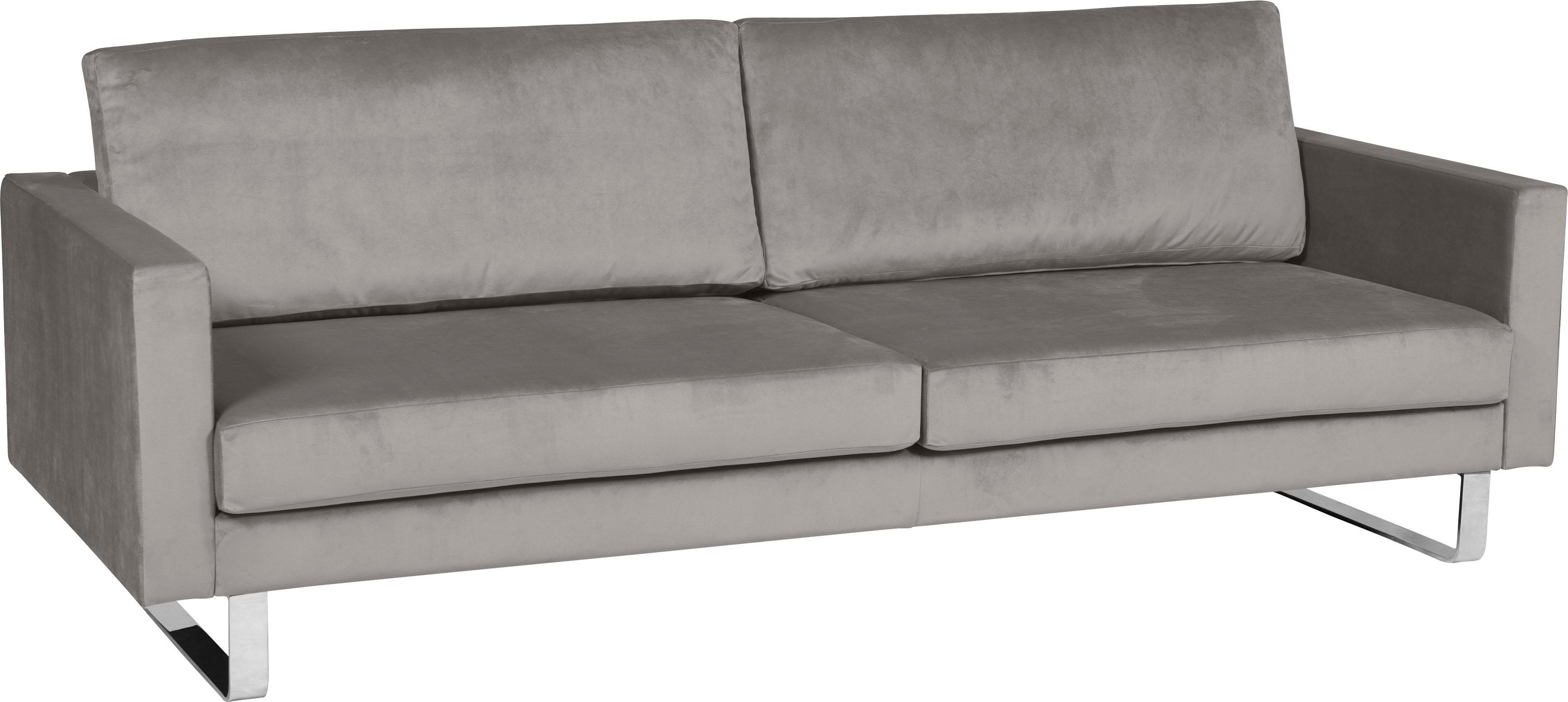 Alte Gerberei 3-Sitzer Velina mit Metallkufen