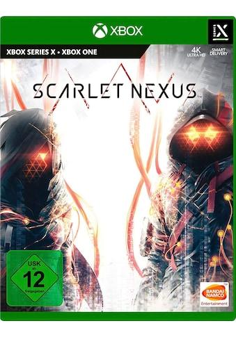 Bandai Spiel »Scarlet Nexus«, Xbox Series X kaufen