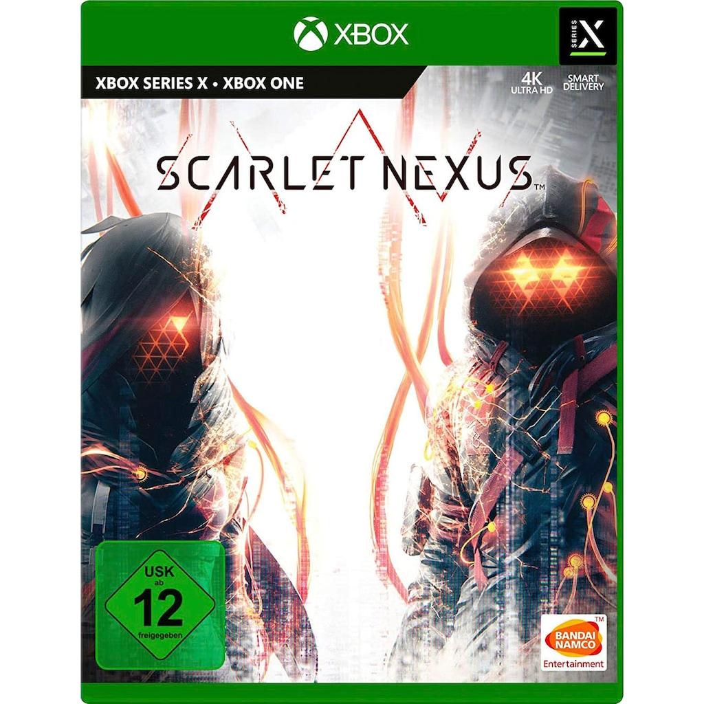 Bandai Spiel »Scarlet Nexus«, Xbox Series X