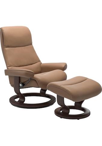 Stressless® Relaxsessel »View«, mit Classic Base, Größe M,Gestell Wenge kaufen