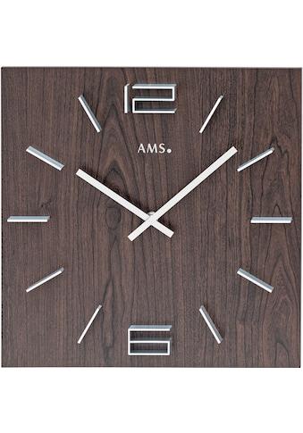AMS Wanduhr »W9593« kaufen