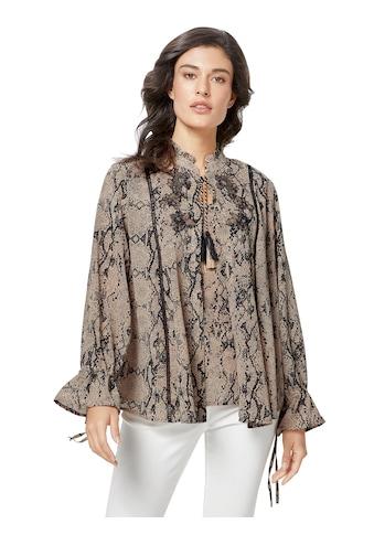 Bluse in leichter A - Linie kaufen