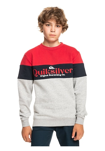 Quiksilver Sweatshirt »Beach To School« kaufen