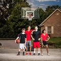 Goaliath Basketballkorb »GoTek 50 mobil«