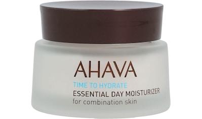 AHAVA Gesichtspflege »Time To Hydrate Essential Day Moisturizer Combination« kaufen