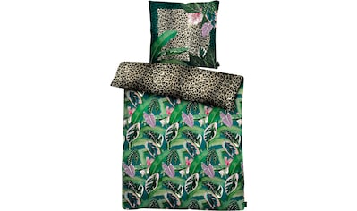APELT Bettwäsche »Jane«, mit Dschungelmotiv kaufen