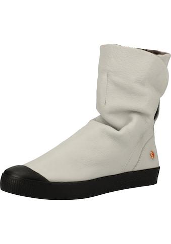 softinos Stiefelette »Leder« kaufen