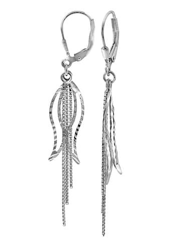 Firetti Paar Ohrhänger »glänzend, diamantiert, verspielt« kaufen