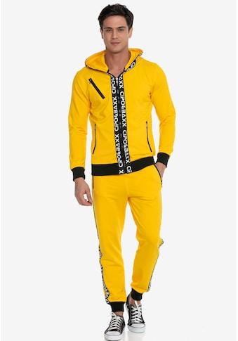 Cipo & Baxx Sportanzug, im sportlichen Look kaufen