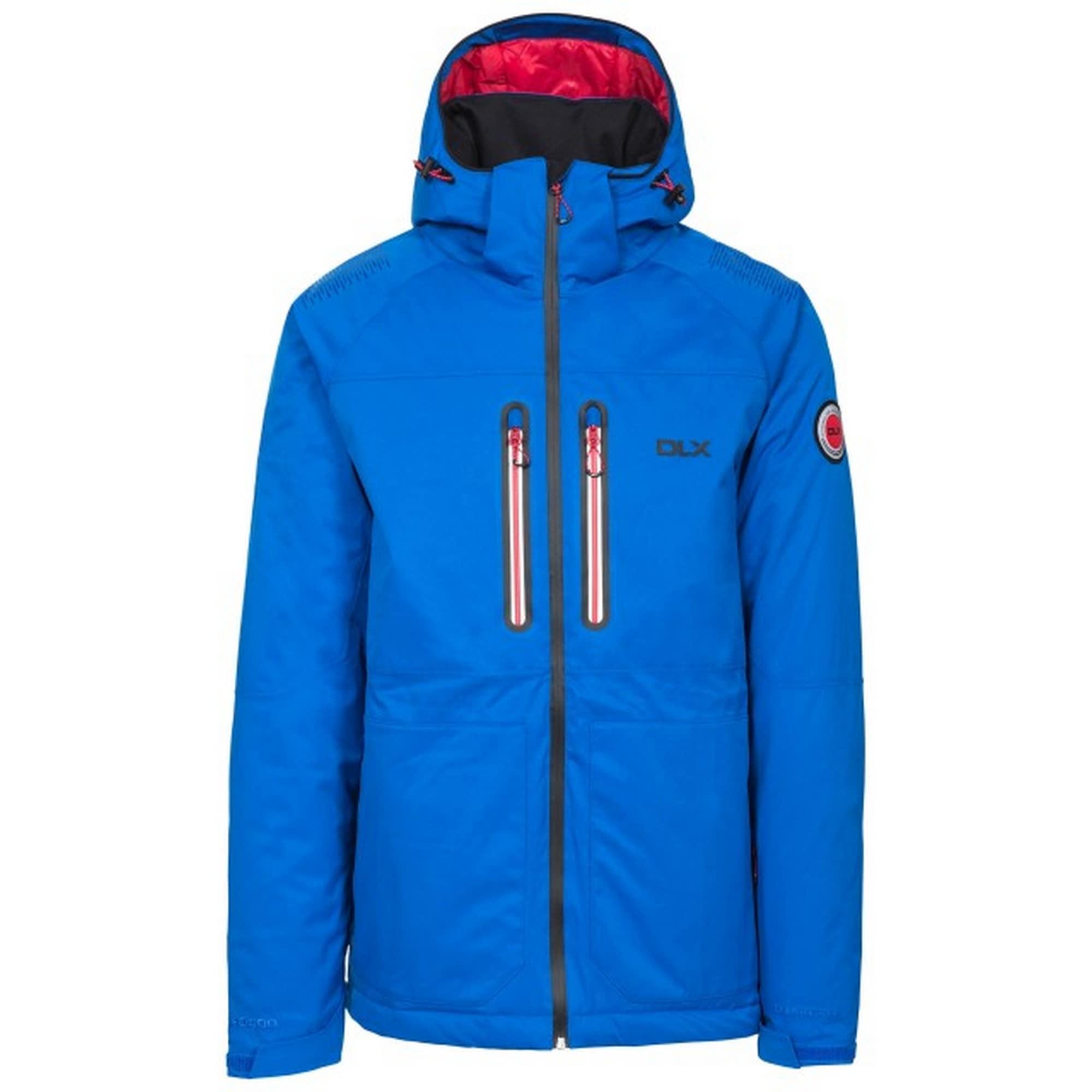 Trespass Skijacke | Sportbekleidung | Blau | Pu - Polyamid | Trespass
