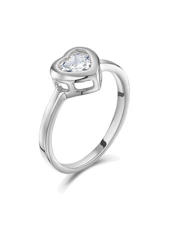 Buckley London Ring »rhodiniert mit Zirkonia weiß« kaufen