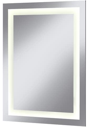 WELLTIME Badspiegel »Miami«, LED - Spiegel, 60 x 80 cm kaufen