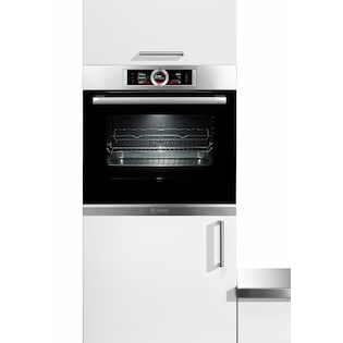 Bosch Backofen Mit Mikrowelle Serie 8 Vollauszug Pyrolyse