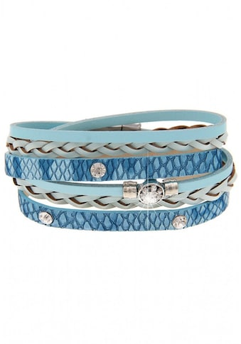 Leslii Wickel - Armband mit Strasssteinen kaufen