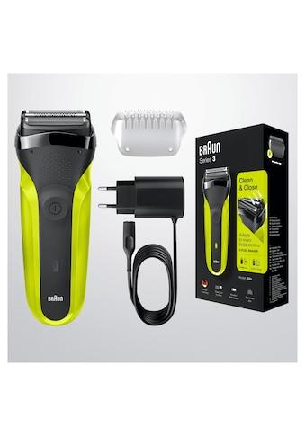Braun, Elektrorasierer Series 3 300 kaufen