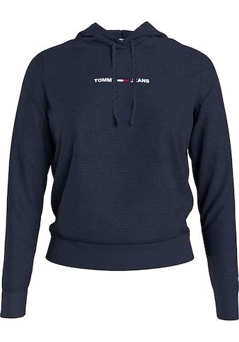 Tommy Jeans Kapuzensweatshirt »TJW LINEAR LOGO HOODIE«, mit Tommy Jeans Linear... kaufen