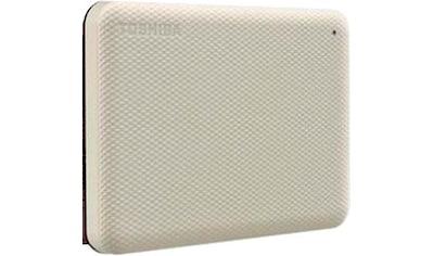 Toshiba »Canvio Advance 1TB White 2020« externe HDD - Festplatte 2,5 '' kaufen