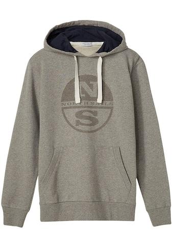 North Sails Kapuzensweatshirt, mit großem Logoprint kaufen