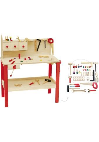 roba® Werkbank, mit Werkezug Set für Kinder kaufen