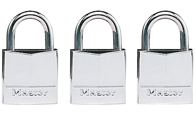 Master Lock Vorhängeschloss, Messing, gleichschließend kaufen
