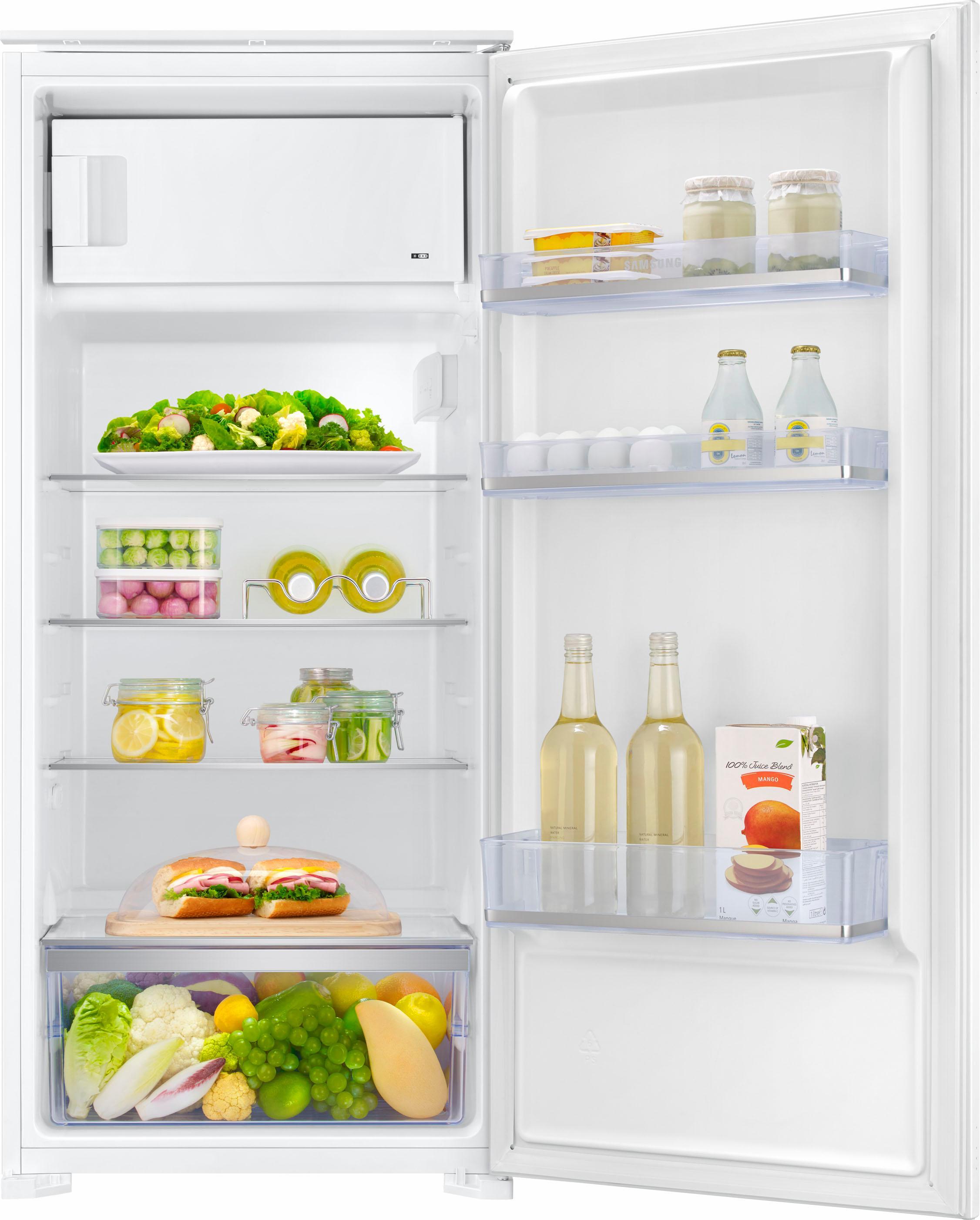 Samsung Einbaukühlschrank 1215 cm hoch 540 cm breit | Küche und Esszimmer > Küchenelektrogeräte > Kühlschränke | Weiß | Samsung