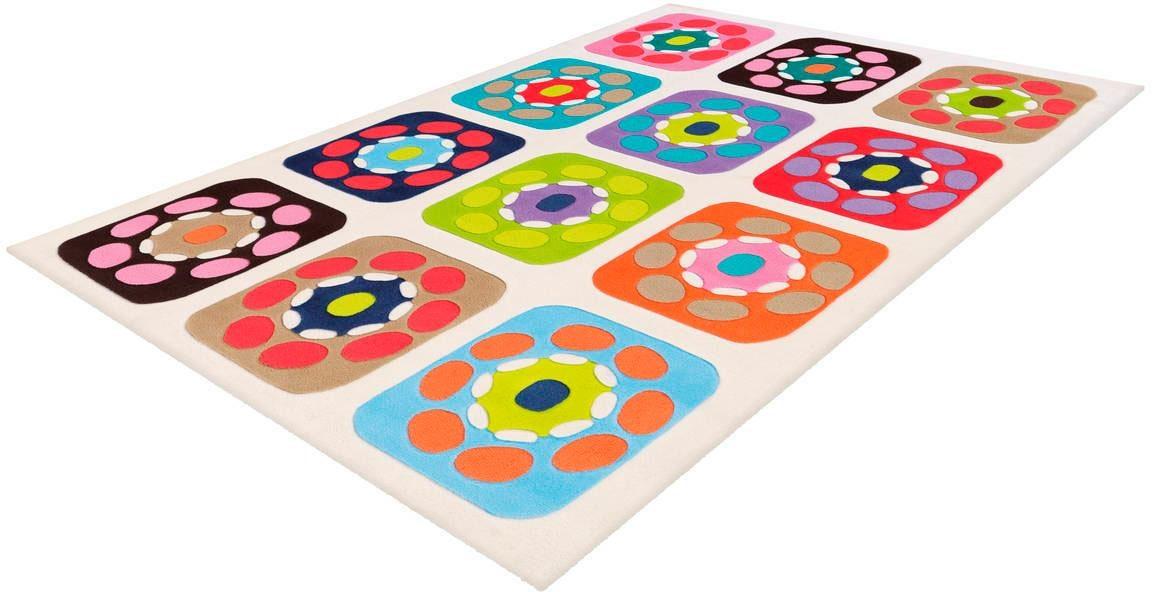 Teppich Spirit 3126 Arte Espina rechteckig Höhe 17 mm handgetuftet