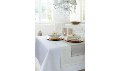 Tischläufer, »Damast, 3815 Petito«, Curt Bauer (1 - tlg.) kaufen