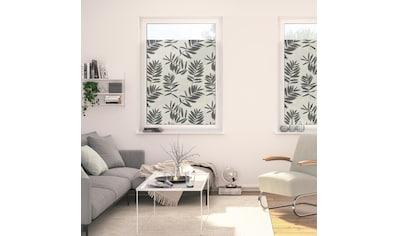 LICHTBLICK ORIGINAL Fensterfolie »Fensterfolie selbstklebend, Sichtschutz, Black... kaufen