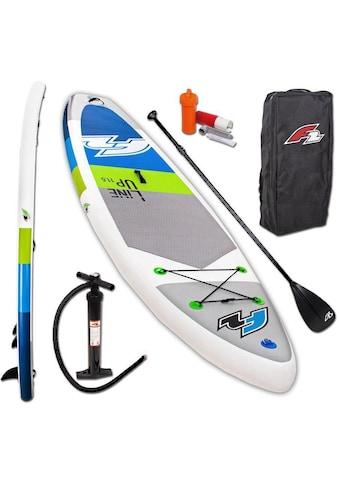 F2 Inflatable SUP-Board »F2 Line Up SMO blue mit Alupaddel«, (Set, 5 tlg.) kaufen