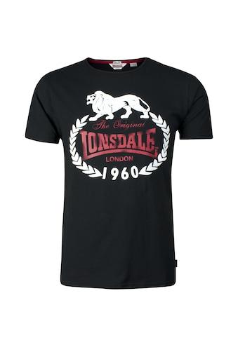 Lonsdale T - Shirt in sportlichem Design »ORIGINAL 1960« kaufen