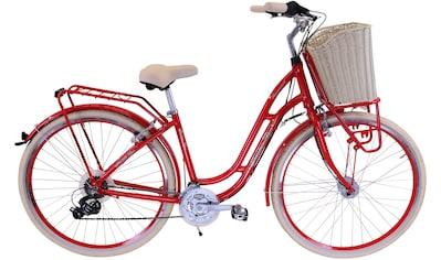 FASHION LINE Cityrad 21 Gang Shimano TOURNEY TY 300 Schaltwerk, Kettenschaltung kaufen