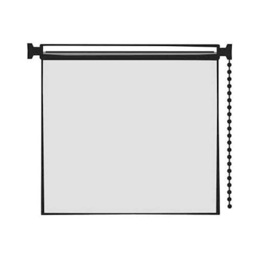 LICHTBLICK ORIGINAL Seitenzugrollo »Klemmfix Digital Astronaut«, verdunkelnd, energiesparend, ohne Bohren, freihängend, bedruckt