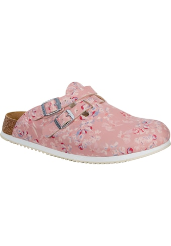 Birkenstock Clog »Kay SL Flower Rose«, Arbeitsschuh, Sandale kaufen
